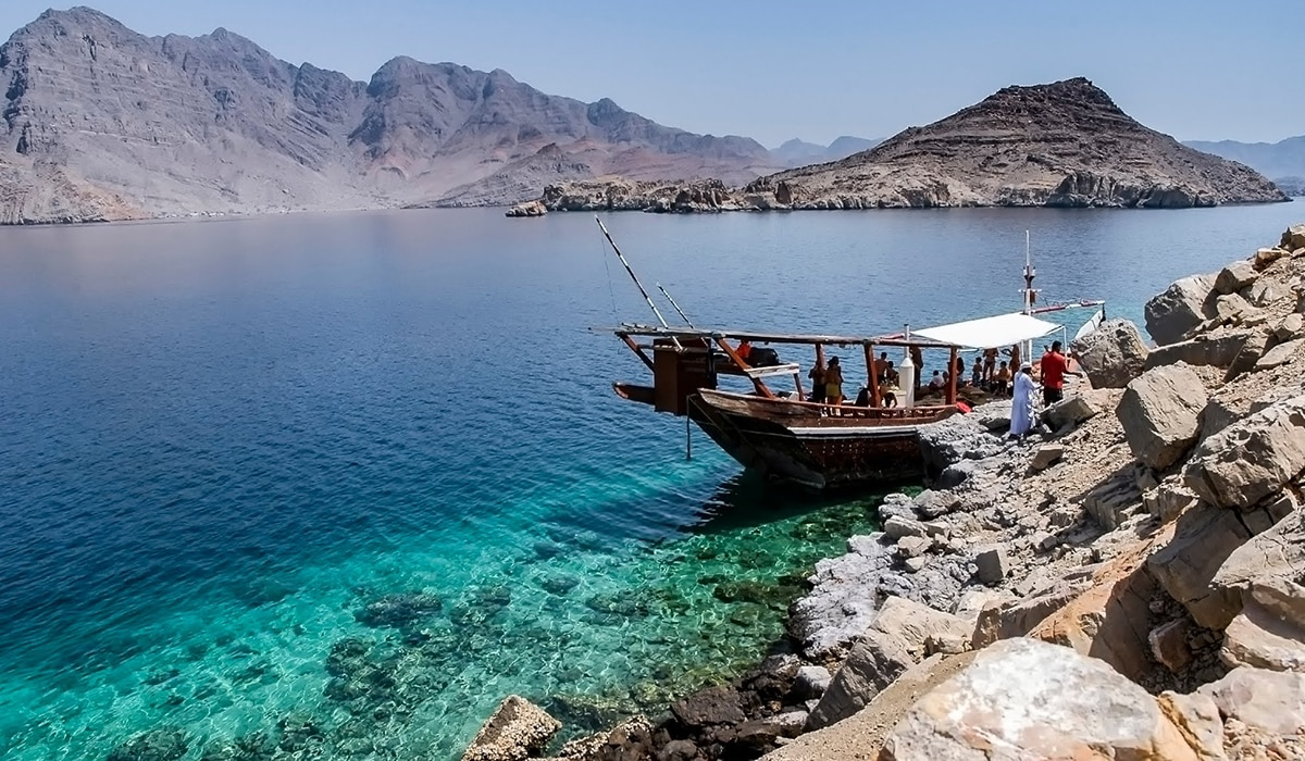 Khasab-Musandam Day Cruise Excursion from UAE1
