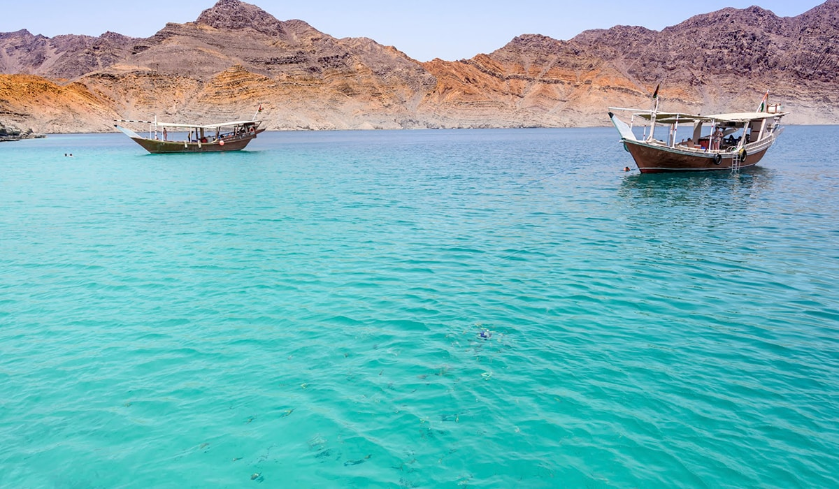 Khasab-Musandam Day Cruise Excursion from UAE2