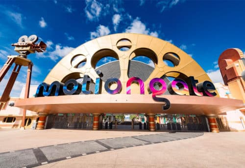 Motiongate Dubai Tickets