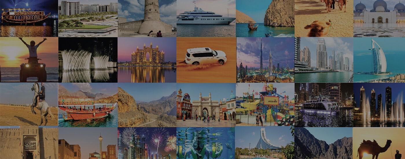 Tours Packages | Best DMC in Dubai | Best Tourism Companies