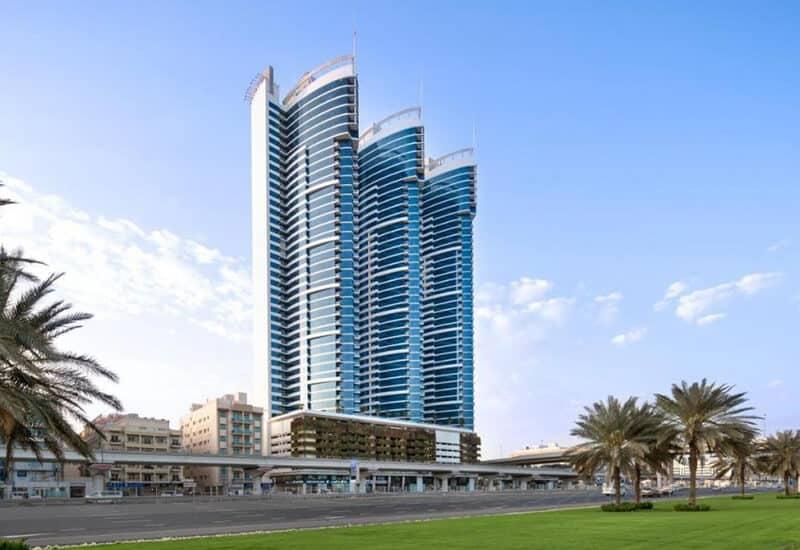 Novotel Al Barsha Hotel in Dubai